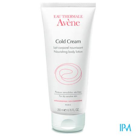 Avene Cold Cream Lichaamsmelk 200 ml