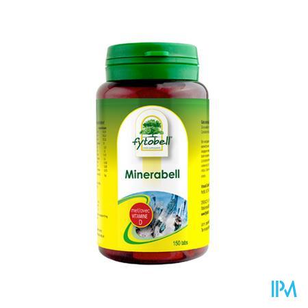 Fytobell Minerabell 150 comprimés