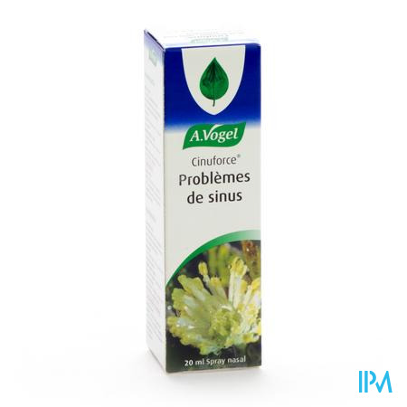 A.Vogel Cinuforce Spray Nasal 20 ml
