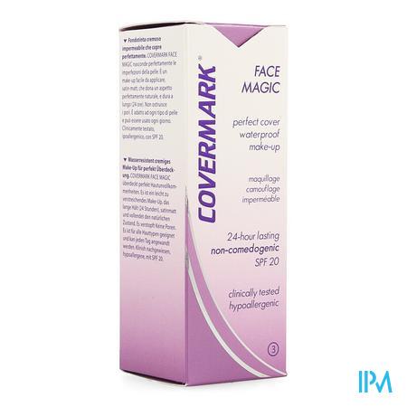 Covermark Face Magic N3 Roze Beige 30ml