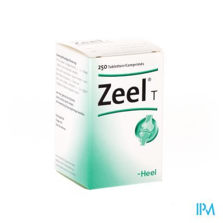 Zeel T Comp 250 Heel