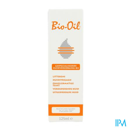 Bio-Oil Herstellende Olie 125 ml