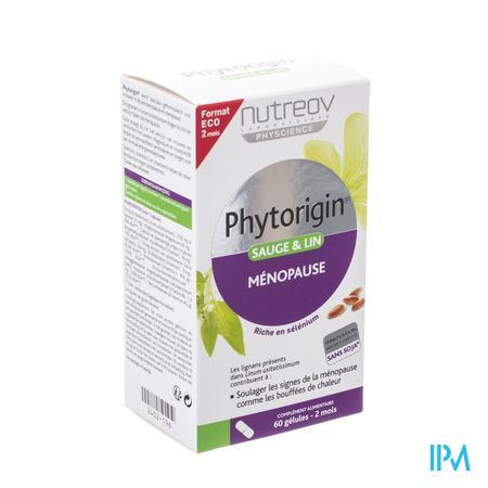 Phytorigin Menopauze Gel 60