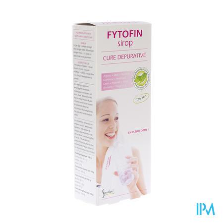 Soria Fytofin Sirop 500 ml