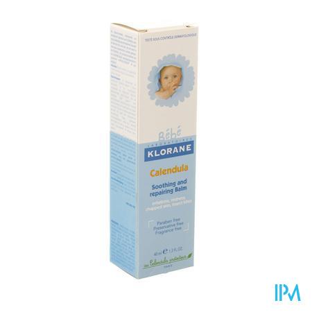 Klorane Bébé Baume De Calendula 40 ml