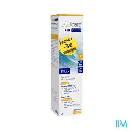 FEBELCARE PHYSIO SPRAY ISO KIDS 125 ML P