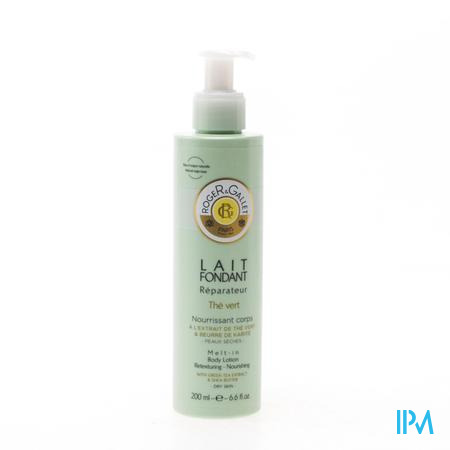 Roger & Gallet The Vert Fondant Lichaam 200 ml