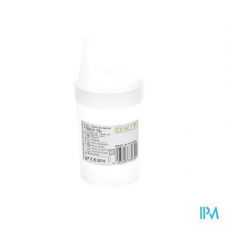 Wolf Beker Zieken Transp/verd.200 ml