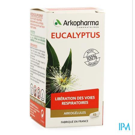 Arkocaps Eucalyptus Plantaardig 45
