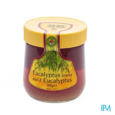 Melapi Honing Eucalyptus Vloeibaar 500 g
