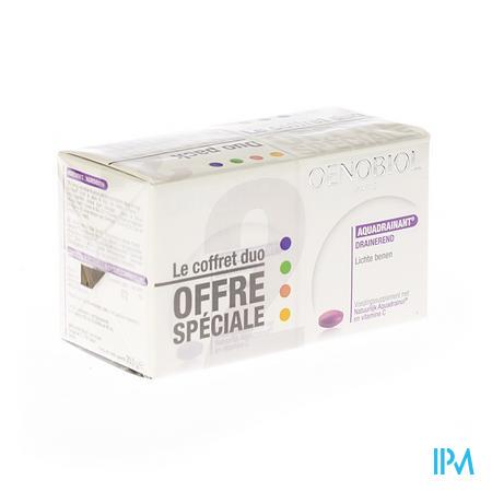 Oenobiol Aquadrainant Duopack 2 x 30 capsules