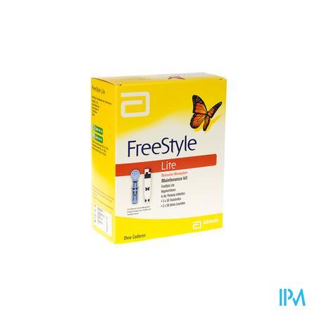 Kit De Maintenance Freestyle Freedom Lite Auto-gestion