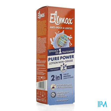Elimax Pure Power Vet-vr. Lot. A/luiz.neet100ml Nf