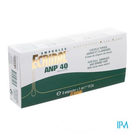 Ecrinal Amp 8x5ml