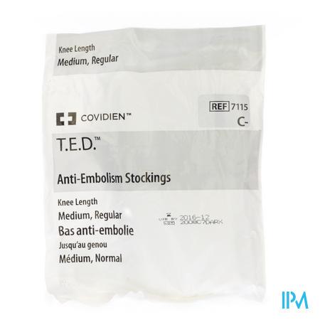 Ted Kniekous 71150 M Regular Wit 1 stuk