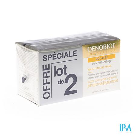 Oenobiol Soleil Intensif Anti-Age Duopack 2x30 capsules