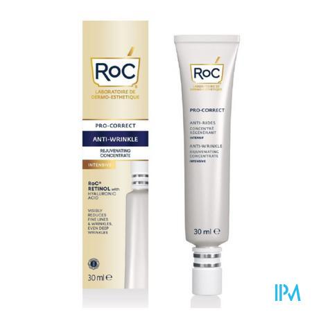 Roc Pro-correct A/wrinkle Rejuv. Conc.int.tbe 30ml