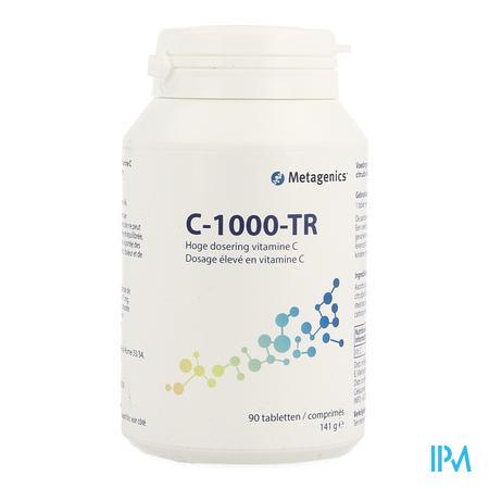 C 1000 Tr Comprimés 90 Metagenics