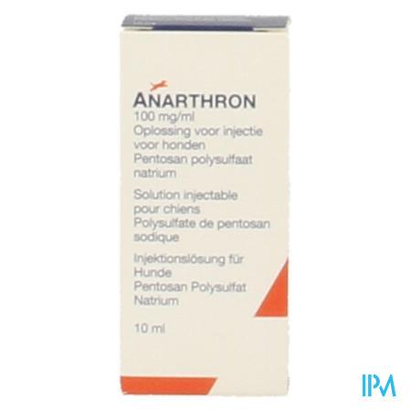 Anarthron 100mg/ml 10ml 4 X 0,3ml