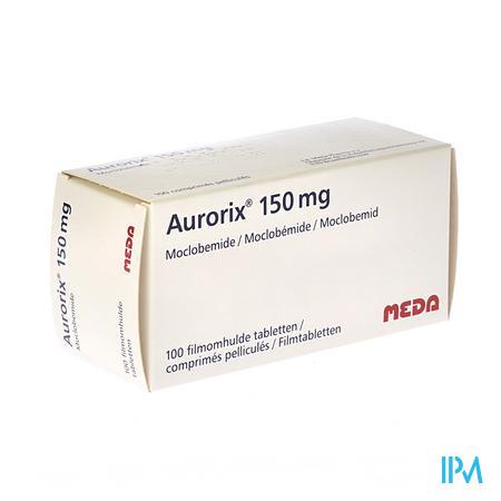 Aurorix Comp 100 X 150mg