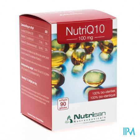 Nutrisan Nutri Q10 100 mg NF 90 capsules