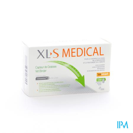 Farmawebshop - XLS MED. VETBINDER COMP 120