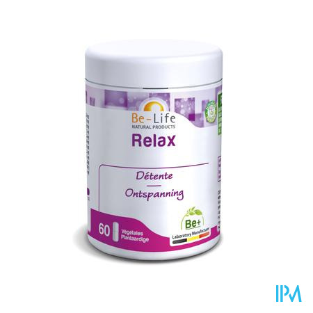Be Life Relax Mineral Complex 60 capsules