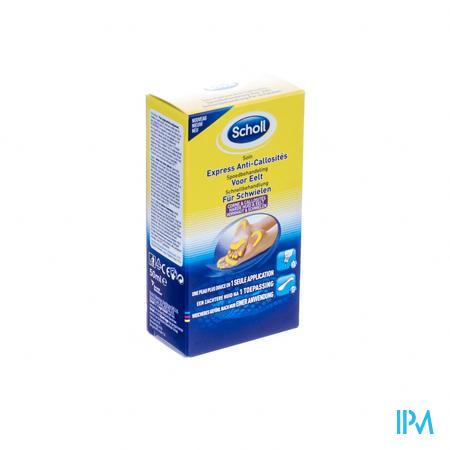 Scholl Pharma Spoedbehandeling voor Eelt 50 ml