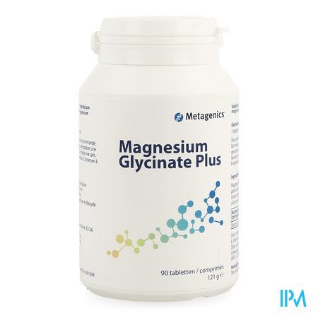 Magnesium Glycinate + Pot Comprimés 90 6872 Metagenics