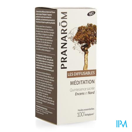 Les Diffusables Meditation Melange Diffusion 30 ml  -  Pranarom