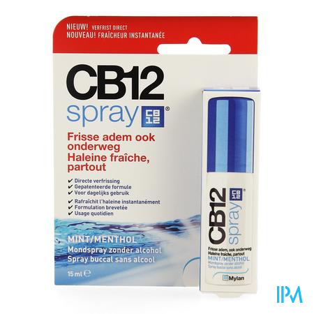 Cb12 Mondspray 15ml