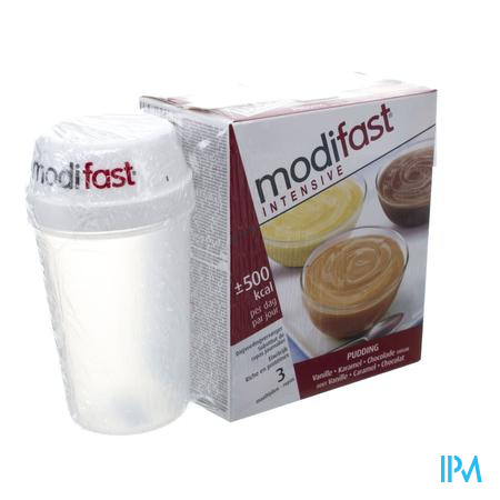 Modifast Intensive Starterspack Mix 6 x 47 g