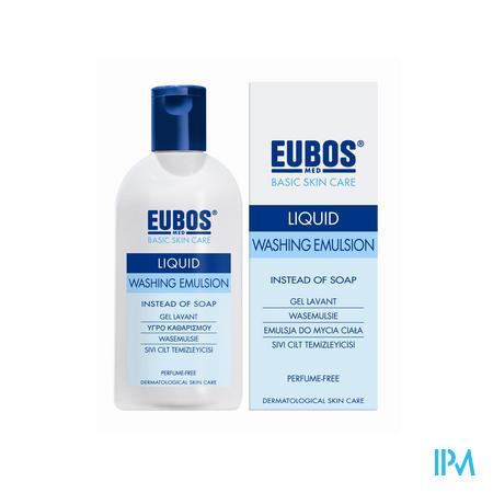Eubos Blauw Vloeibaar 200 ml