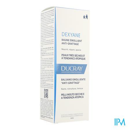 Afbeelding * Ducray Dexyane Emolliërende Balsem tegen Krabben voor Zeer Droge Huid en Huid met Neiging tot Atopie 200 ml.