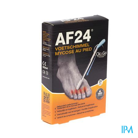 AF24 Clic & Go 24 stuks