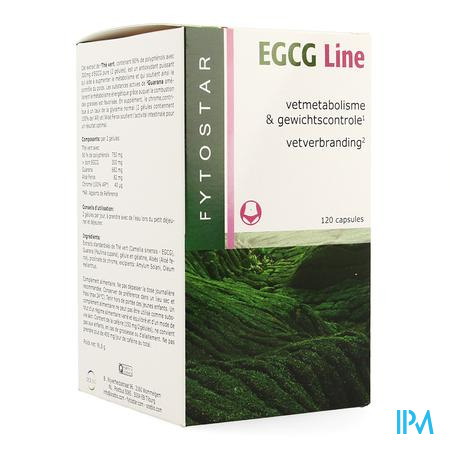 Fytostar Egcg Line Maxi Caps 120