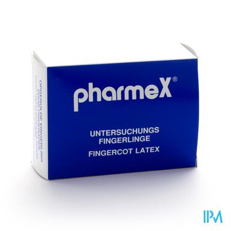 Pharmex Vingerling Opgerold S 100