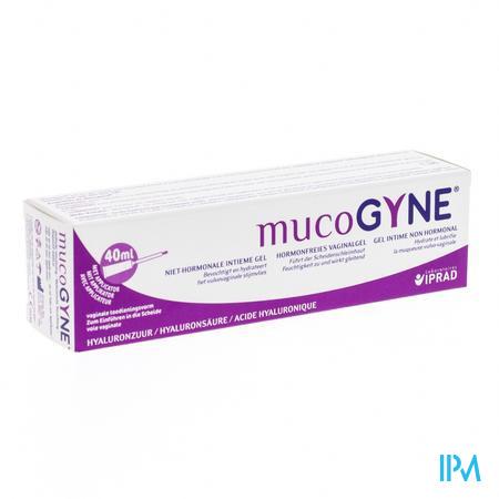 Mucogyne Vaginale Gel+applicator Tube 40ml