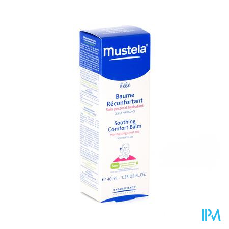 Mustela Bébé Baume Fortifiant 40 ml