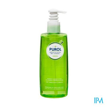 Purol Green Gezichtslotion 200ml