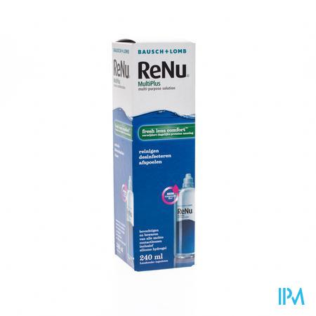 Bausch Lomb Renu Multiplus 240 ml