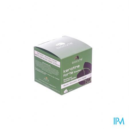 Biocyte Kératine Forte Baume Réparateur 100 ml