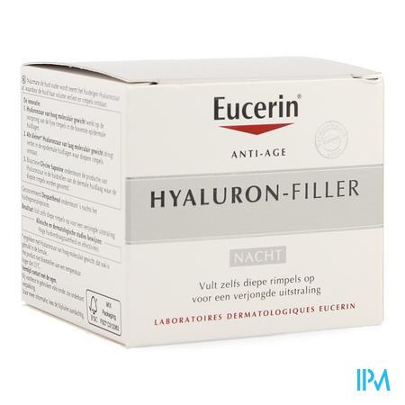 Afbeelding Eucerin Hyaluron-Filler Anti-Rimpel-Nachtcrème 50 ml.
