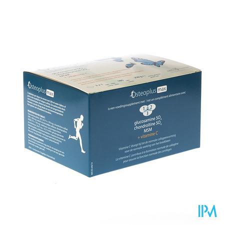 Osteoplus Max + Vitamine C 180 tabletten