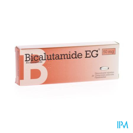 Bicalutamide Eg 50mg Filmomh Tabl 28 X 50mg