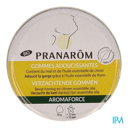 Aromaforce Bio Gommen Keel Honing 45