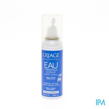 Afbeelding Uriage Isophy Spray Nasal Neusspray 100 ml.