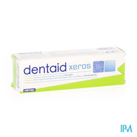Dentaid Xeros Tandpasta Tube 75ml 3550