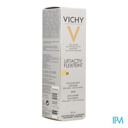 Vichy Fdt Flexilift Teint A/rides 25 Nude 30ml