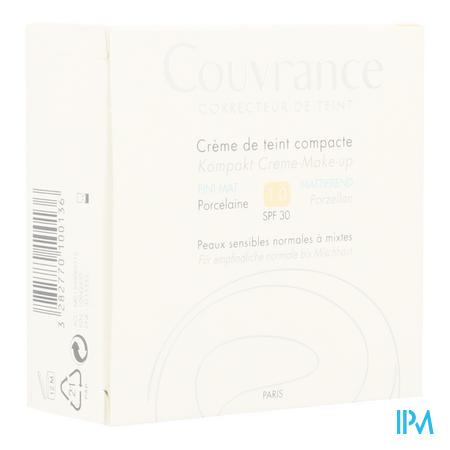 Avene Couvrance Cr Teint Comp.oil Fr.01 Porcel.10g